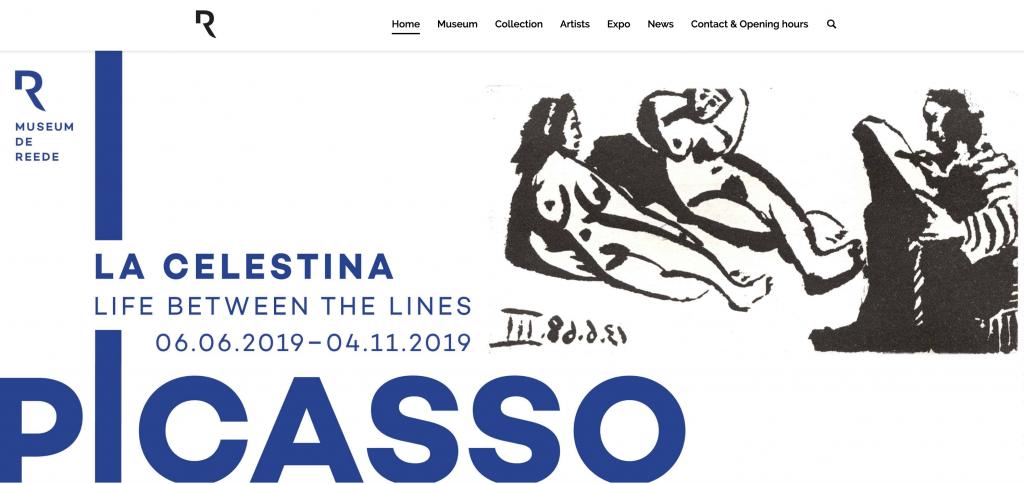 museum-website-design
