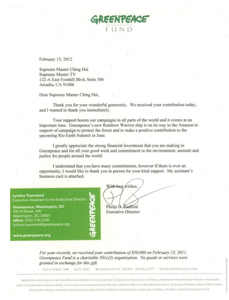 nonprofit donor letter example